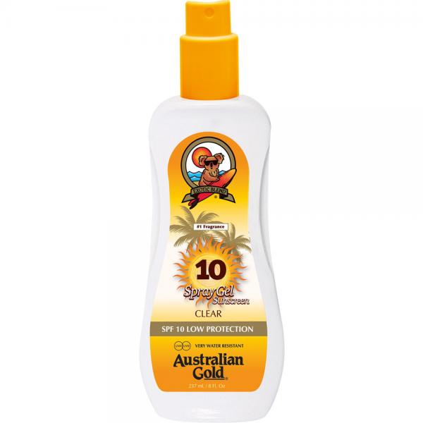 Australian Gold SPF 10 Spray Gel (237 ml)