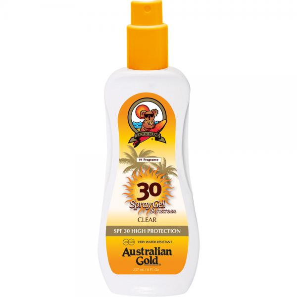 Australian Gold SPF 30 Spray Gel (237 ml)