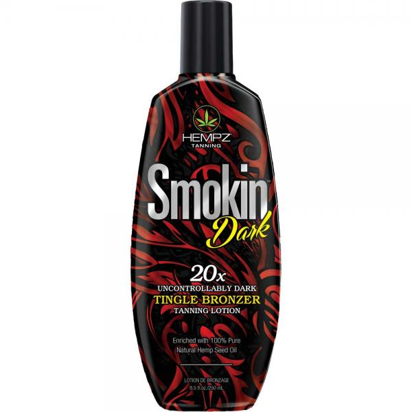 HEMPZ Smokin Dark 20x Tingle Bronzer (250 ml)