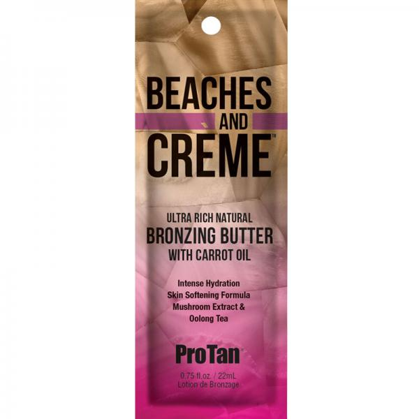Pro Tan Beaches & Creame Natural Bronzer 22 ml