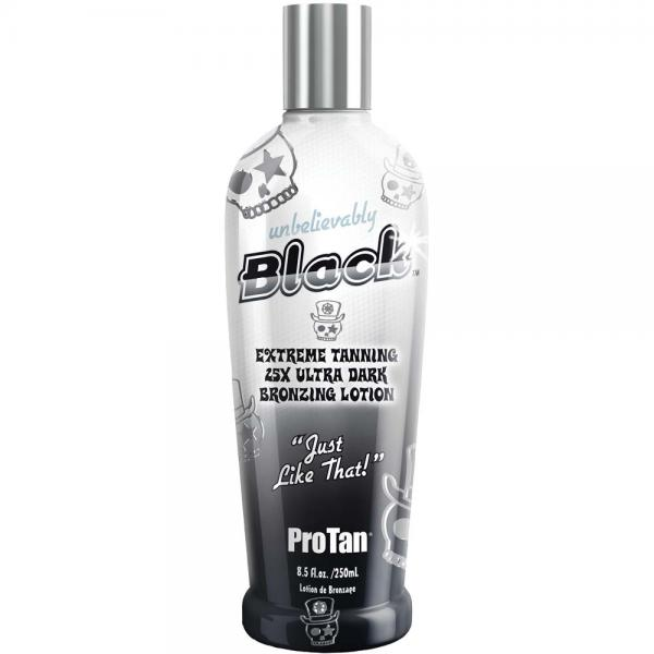 Pro Tan Unbelievably Black 250 ml