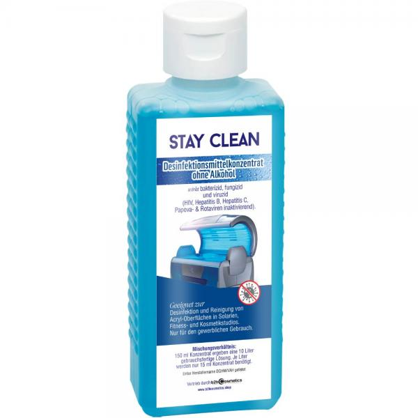 Stay Clean Desinfektionsmittelkonzentrat (150 ml)
