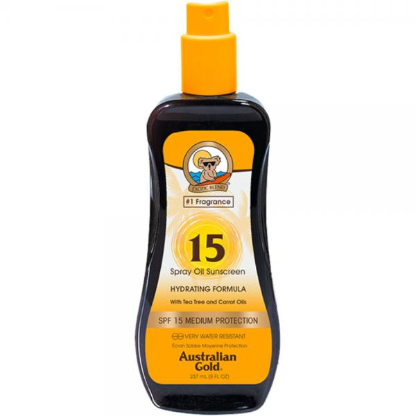 Australian Gold SPF 15 Spray Oi