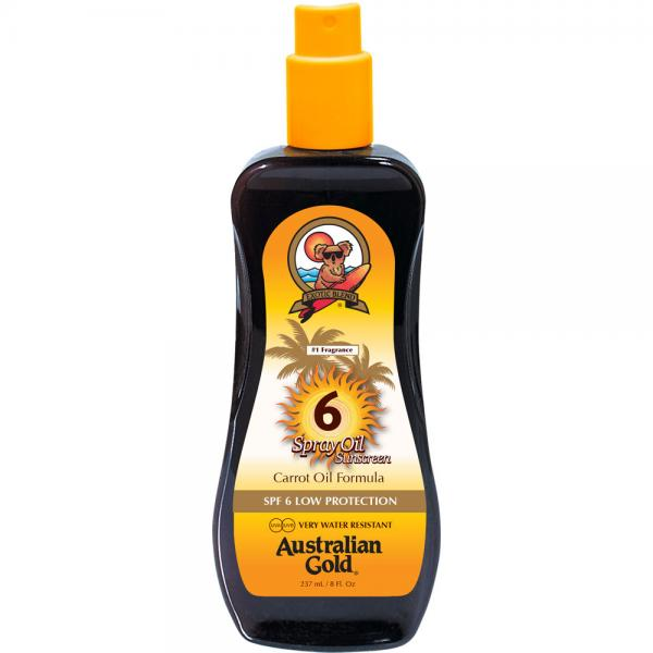 Australian Gold SPF 6 Spray Oil (237 ml)