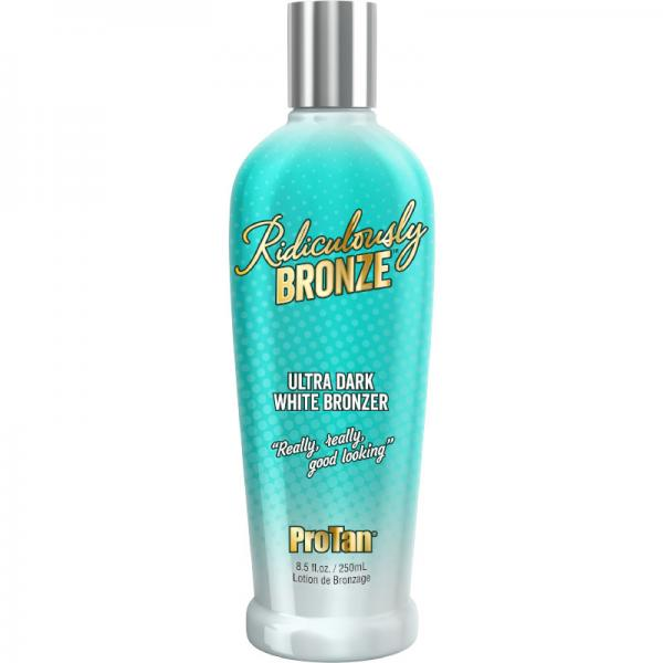 Pro Tan Ridiculously Bronze Ultra Dark White Bronzer (250 ml)