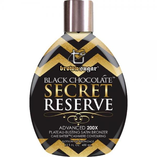 Tan Inc. Black Chocolate Secret Reserve (400 ml)