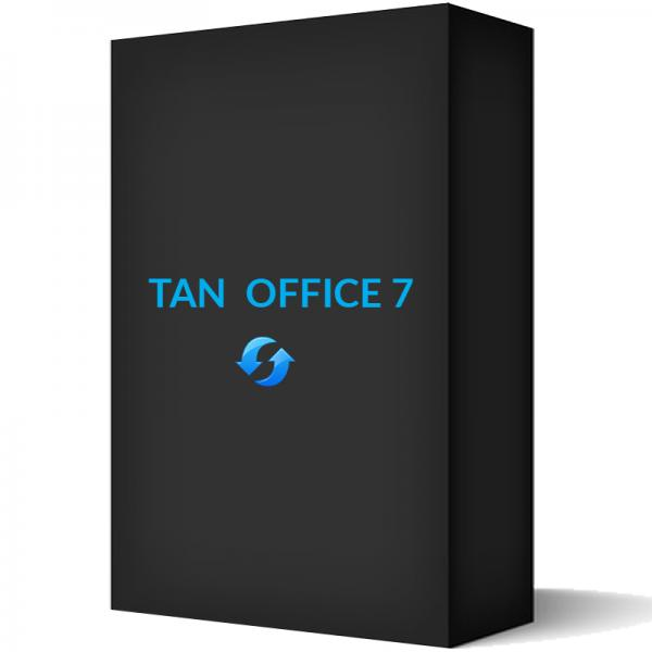 Upgrade Modul für Tan Office 7